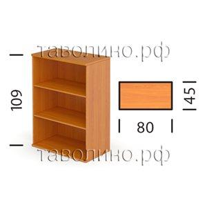 Шкаф (стеллаж) Ш43 (80*45*109 см)