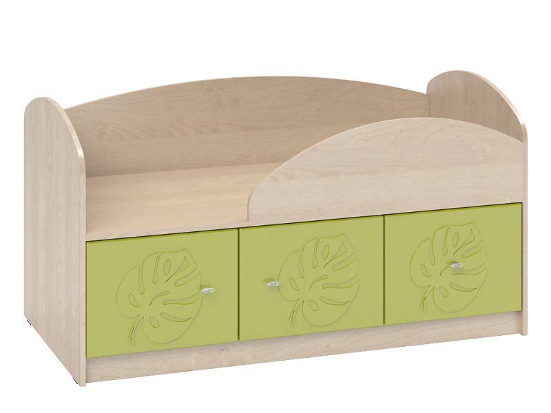 Кровать Маугли МДМ-1 с ящиками