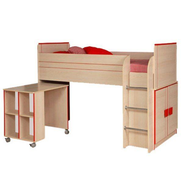 Кровать-чердак Севилья-15