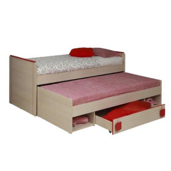 Кровать двухуровневая выдвижная Севилья - 16