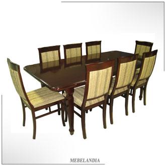 Стол обеденный раздвижной ЛОРД  2