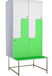 Шкаф МФ-2 (секционный)