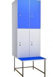 Шкаф МФ-4 (секционный)