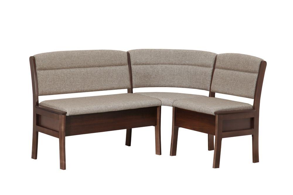 Кухонный угловой диван Этюд облегченный 2-1 (без ящика)