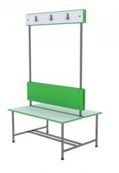 Скамейка для раздевалок СК2