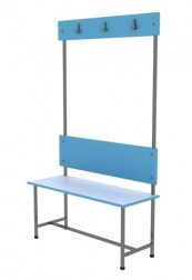Скамейка для раздевалок СК 5