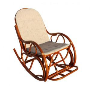 Кресла:Кресла-качалки:Кресло-качалка 05/04B с подножкой
