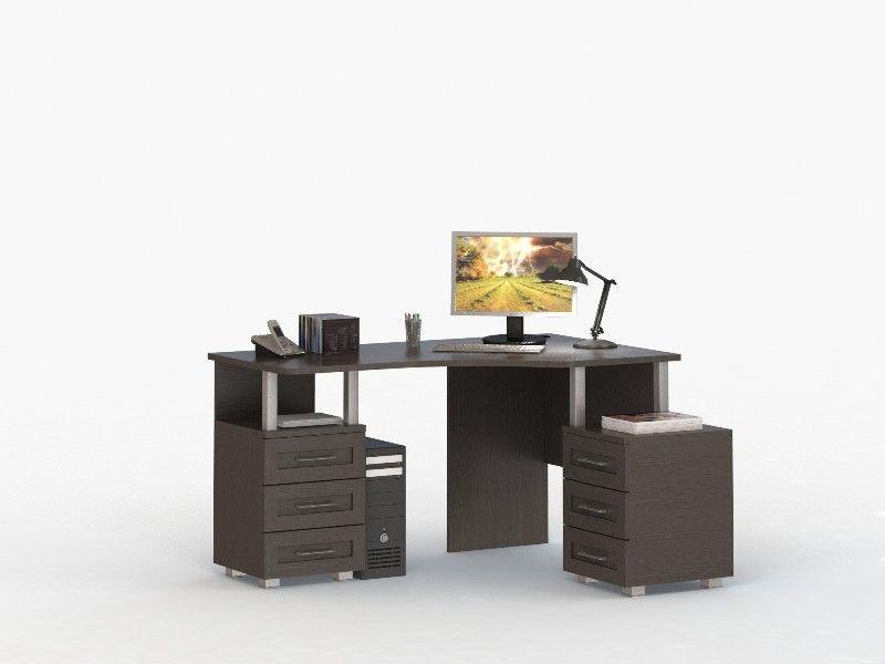 Стол письменный, компьютерный СОЛО 005