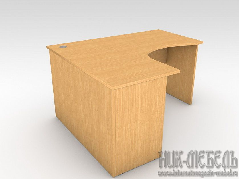 СД Мебель-Стол эргономичный 41.14 Левый