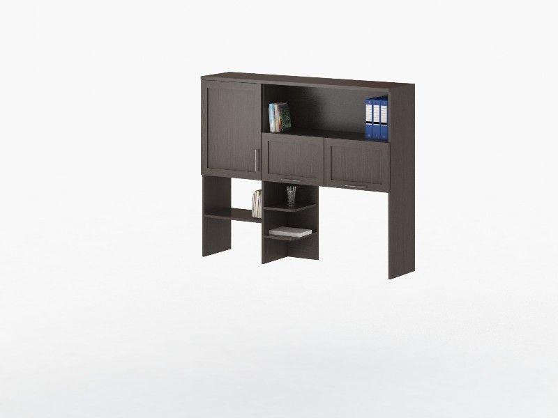 Надстройка для стола СОЛО 007 с фасадами ДСП (для столов СОЛО 005, СОЛО 021)