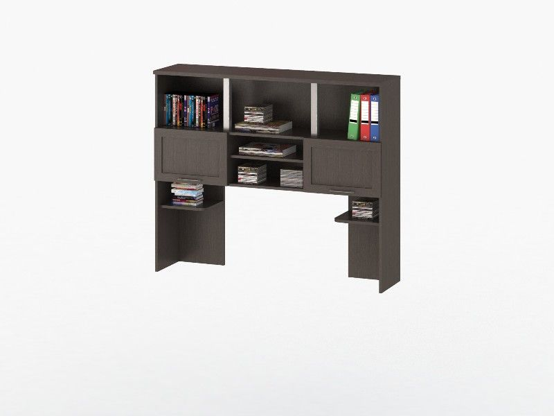 Надстройка для стола СОЛО 013 с фасадами ДСП (к столу СОЛО 21)