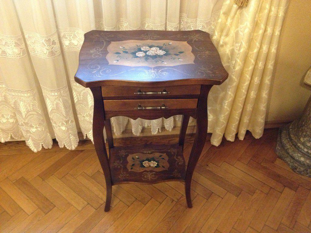 Телефонный столик Rose