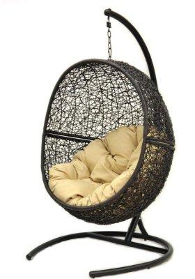 """Подвесное кресло """"Lunar Black"""""""