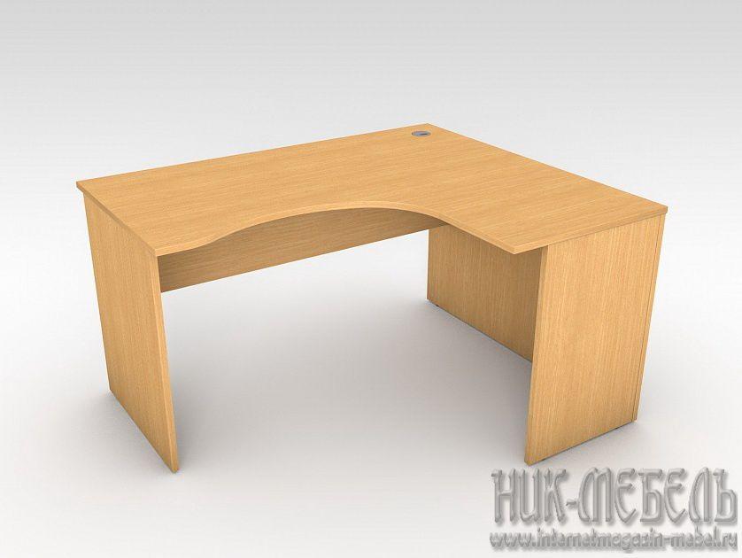 СД Мебель-Стол эргономичный 41.14 Правый