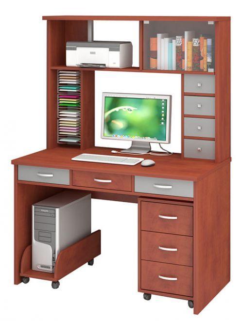 Письменный стол СП-30 с надстройкой