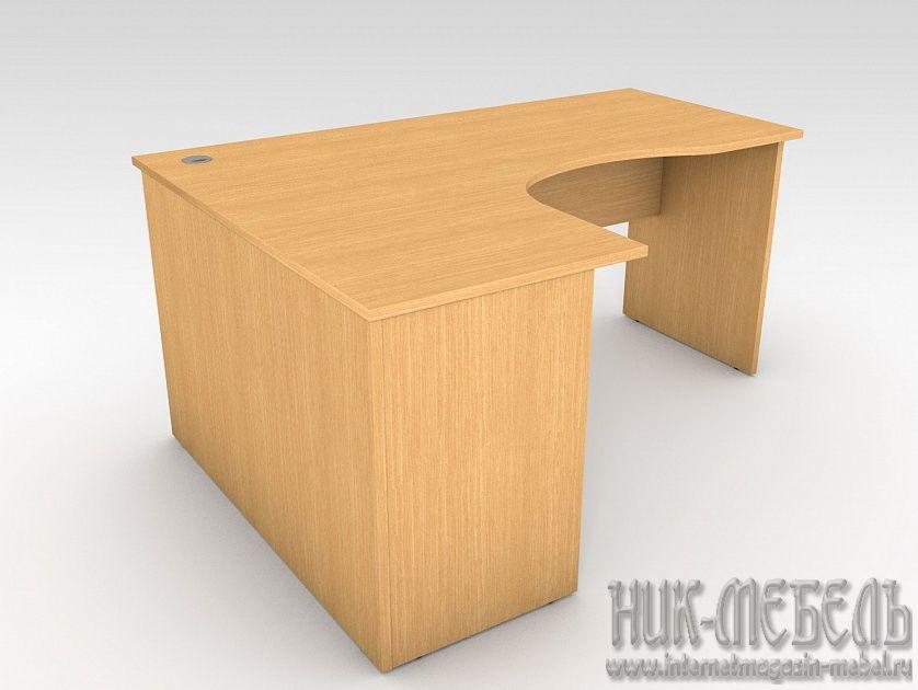 СД Мебель-Стол эргономичный 41.15 Левый