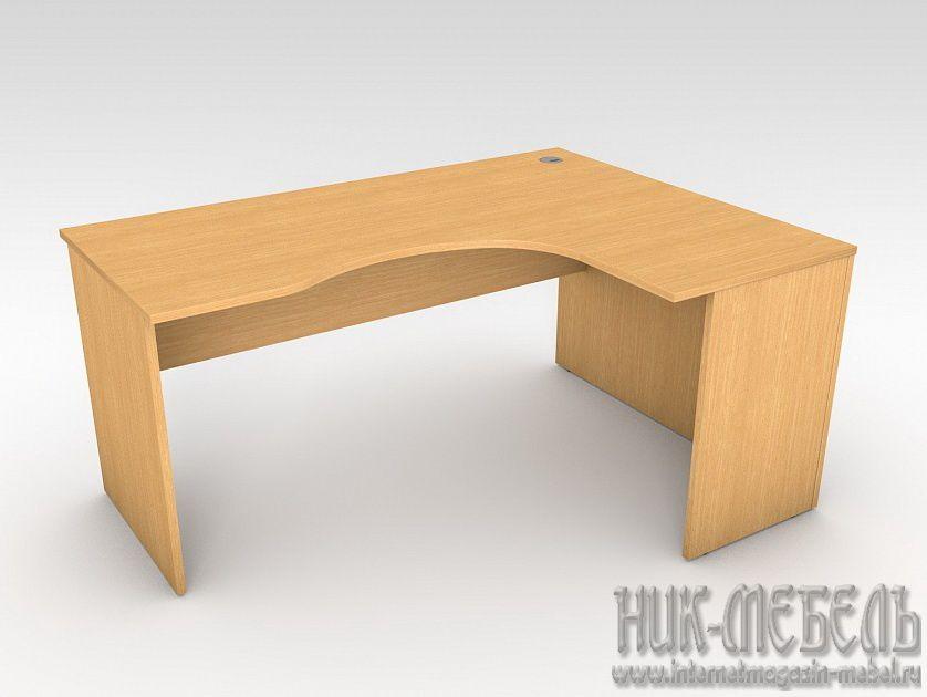 СД Мебель-Стол эргономичный 41.15 Правый