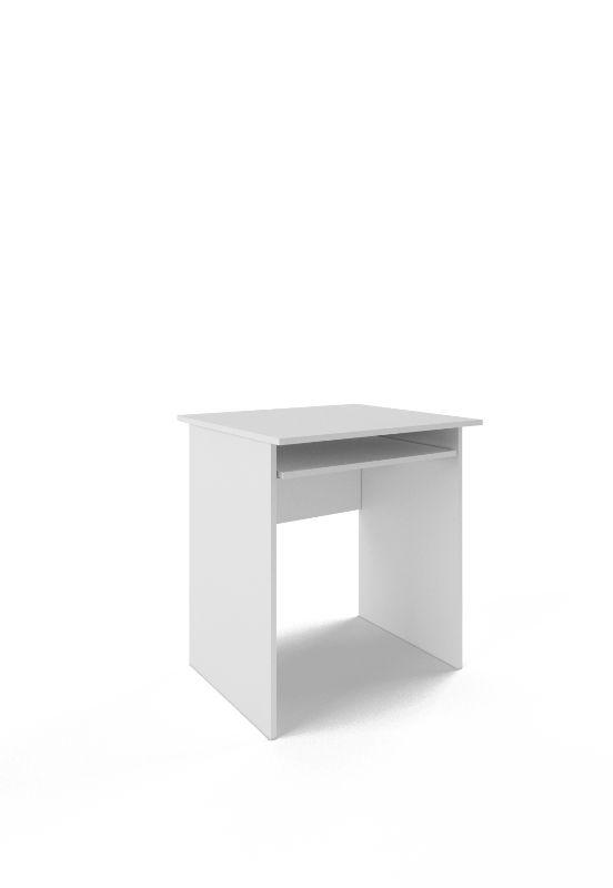 Стол письменный «Милан-2» белый