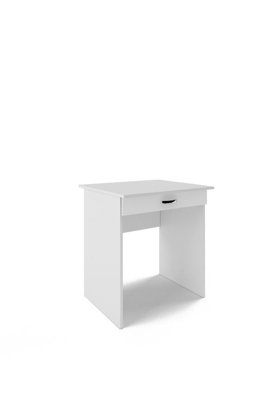 Стол письменный «Милан-2Я» белый