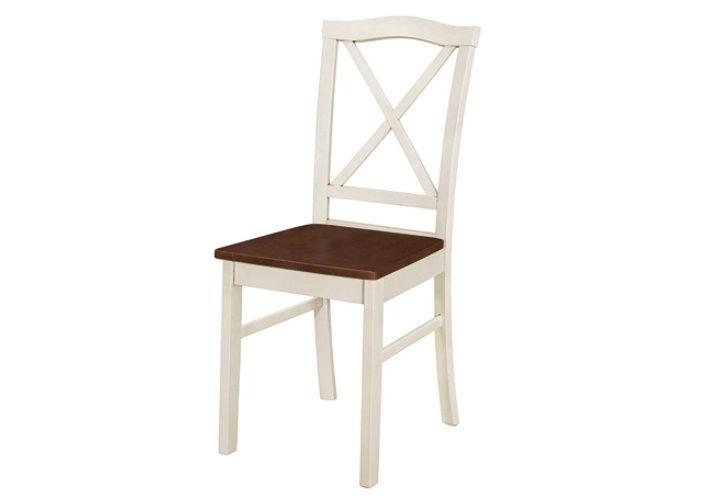 Стул с деревянным сиденьем D-878Н