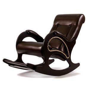 Кресла:Кресла-качалки:Кресло-качалка УНО с подножкой
