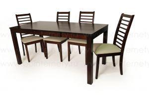 """Столы и стулья:Обеденные группы:Обеденная группа """"BolognaYork"""""""