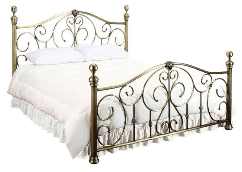 Кровать двуспальная BD-602 + основание
