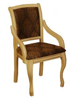 "Кресло ""С 10"" бук"
