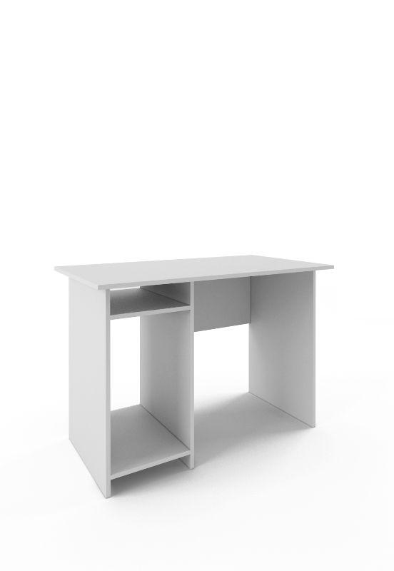 Стол письменный «Милан-9» белый