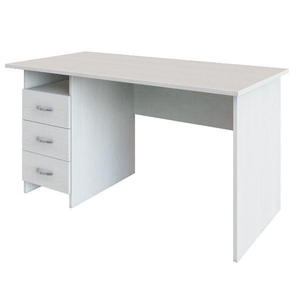 """Письменный стол """"ПРАТО"""" белый"""