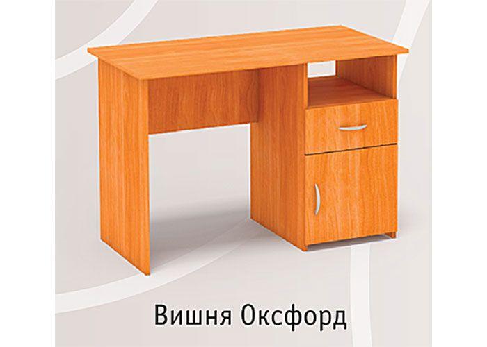 Стол компьютерный Комфорт 11СК вишня