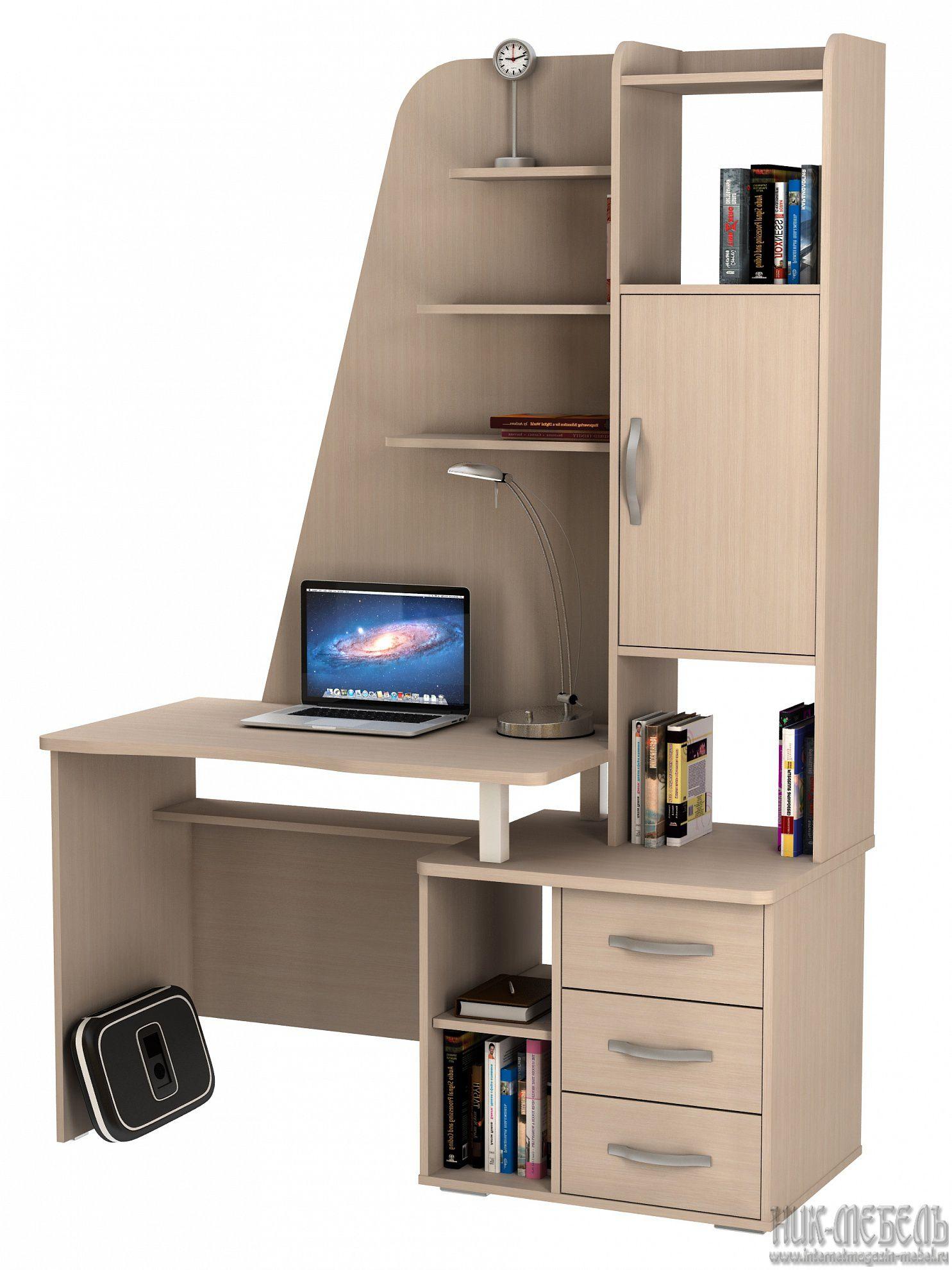 ВасКо-Компьютерный стол (Письменный) КС 20-43