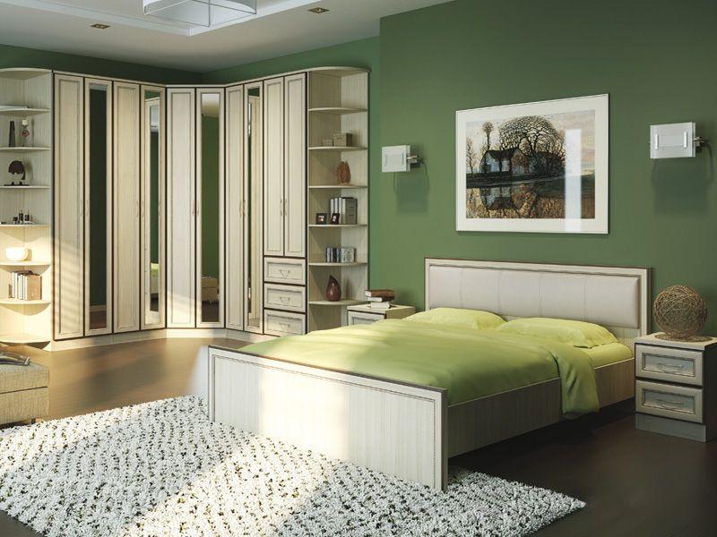 Модульная спальня София (Cilegio Nostrano)