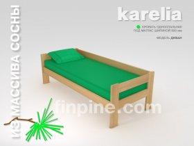 Кровать односпальная ДИВАН-800