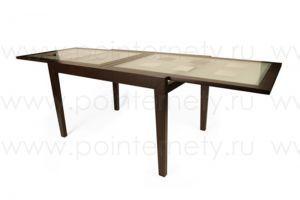 Столы и стулья:Обеденные столы:Cтол обеденный раздвижной Verona 120