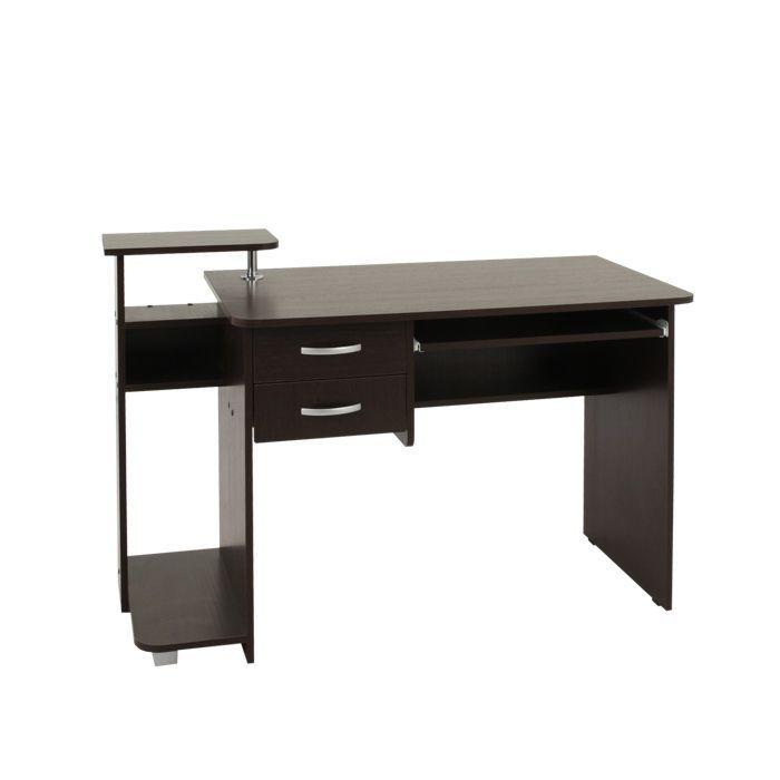 """Компьтерный стол """"Ирбис"""" (венге)"""