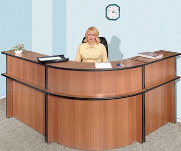 Корпусная мебель для офиса серии «Дин-Р» (5)