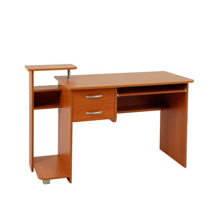 """Компьтерный стол """"Ирбис"""" (вишня)"""