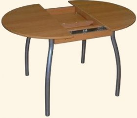 Стол раздвижной Долька