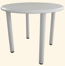 Стол круглый на металлокаркасе Встреча