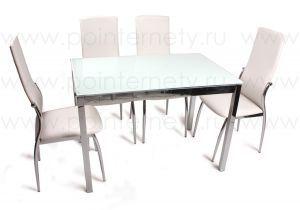 Столы и стулья:Обеденные столы:Cтол обеденный раздвижной 1114