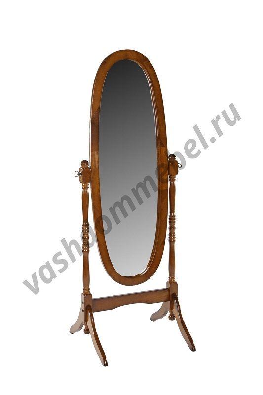 Зеркало MK-2301, рама из массива гевеи