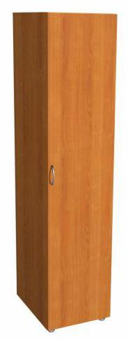"""Шкаф для одежды 1-дверный 5.17Ф - мебельная фабрика """"Волхова"""""""