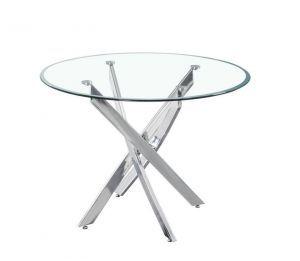 Столы и стулья:Обеденные столы:Cтол обеденный Eleganza DT-801