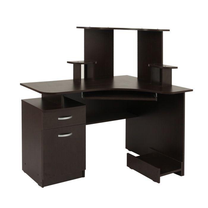 """Компьтерный стол """"Ультра"""" (венге)"""