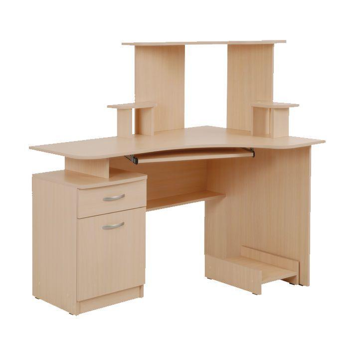 """Компьтерный стол """"Ультра"""" (дуб)"""