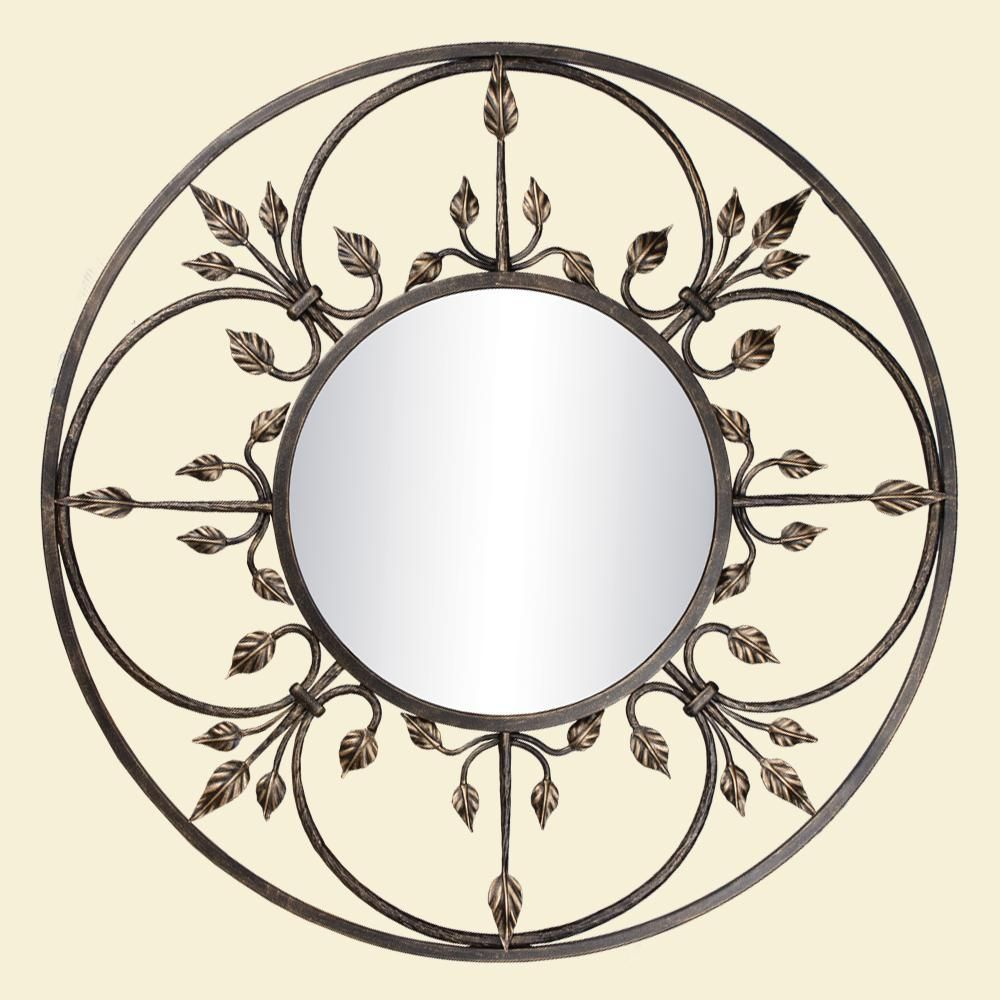 "Настенное зеркало ""London Time"""