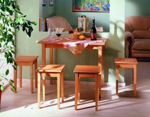 Столы и стулья:Обеденные столы:Обеденный стол (прямая ножка)