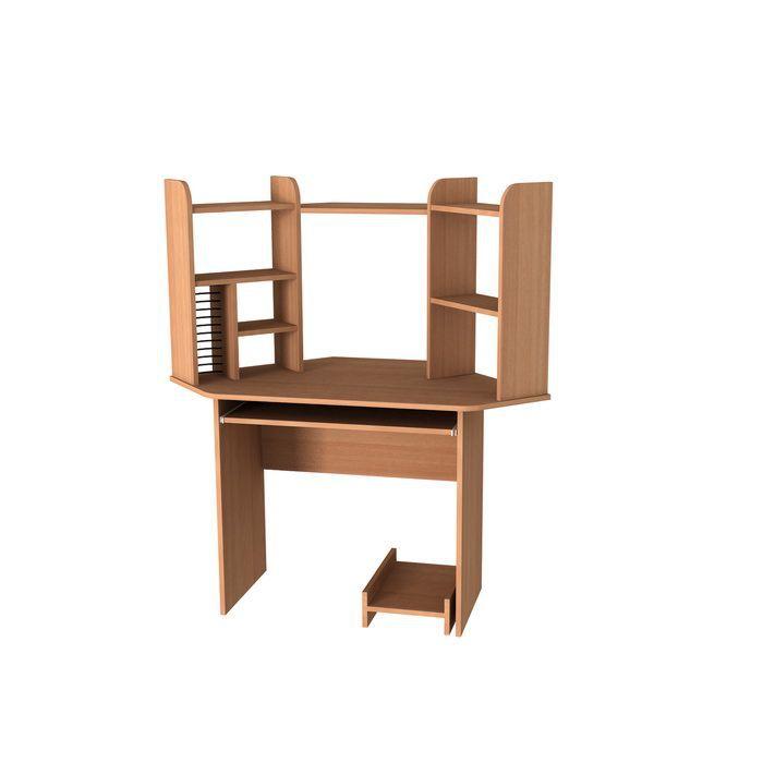 Компьтерный стол СК-УБ (вишня)