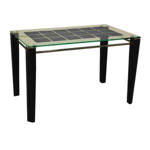 Столы и стулья:Обеденные столы:Обеденный стол А-108 Black